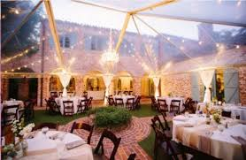 clear wedding tent wedding tent rentals chicago il