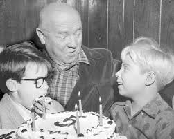 william frawley stanley and barry livingston induct william frawley into the