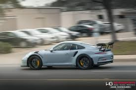 porsche gt3 grey hre p101 porsche 991 gt3 rs hg performance