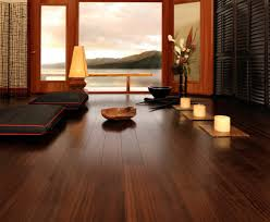 Cherry Wood Laminate Flooring Inspiring Yoga Room Design With Mahogany Oaks Cherry Laminate