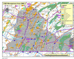 Michaux State Forest Map by Outdoors Expansion Of Dma2 Presents Change Of Plans For Deer
