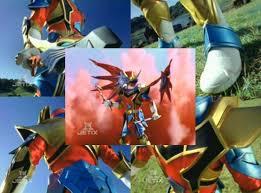 power rangers mystic force red ranger battlizer dragonzord