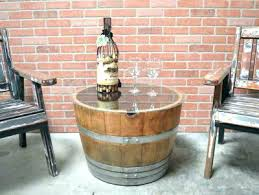 whiskey barrel table for sale whiskey barrel furniture whiskey barrel bar table for sale whiskey