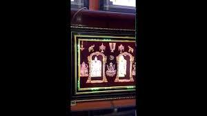 lord venkateswara photo frames with lights and music sri balaji photo frames and handicrafts tirupati youtube