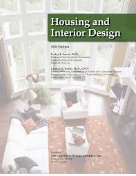 Housing And Interior Design Th Edition Page   Of - Housing and interior design
