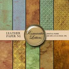 leather scrap book leather texture digital paper pack leather digital paperbackground