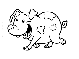 three little pigs coloring pages u2013 the three little pigs story