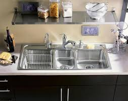 Triple Sink Isnt That Much Different CJOnlinecom - Triple sink kitchen