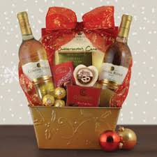 christmas wine gift baskets take a sneak peak at our baskets at capalbo s gift baskets