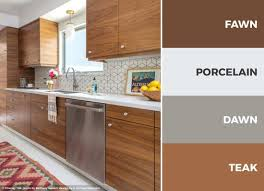 best kitchen color with light brown cabinets a brown and white kitchen color scheme makes for a great