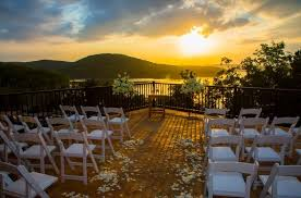 wedding venues in missouri stonewater cove resort and spa venue shell knob mo weddingwire