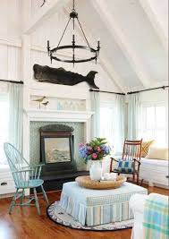 Cottage Style Living Rooms by Adorable Cottage Style Living Rooms With Whale Wooden Decor And