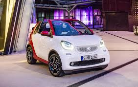 2017 smart fortwo cabrio prices start at under 20 000