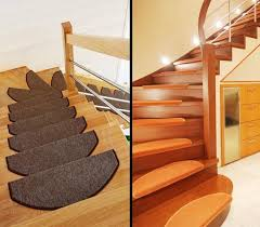 Stair Tread Covers Carpet 7 Alternatives To Carpets On Stairs That Are Really Breathtaking