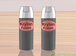 how to spray paint a nerf gun 12 steps with pictures wikihow