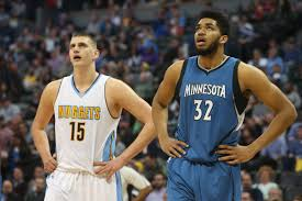 nba minnesota timberwolves at denver nuggets the big lead