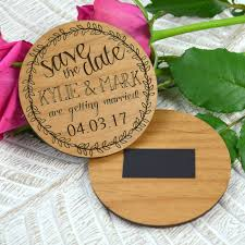cheap save the date magnets wooden save the date magnet personalized favours