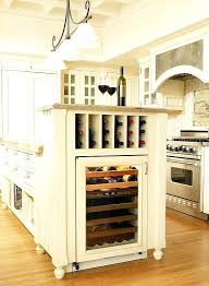 kitchen island wine rack u2013 abce us