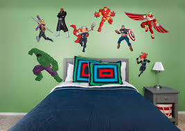 avengers assemble collection wall decal shop fathead for