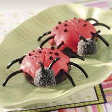 ladybug cookies ladybug cookies recipe taste of home