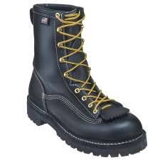 danner boots black friday sale danner 11700 black super rain forest 8 inch insulated work boot