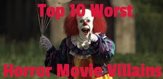 power 106 halloween horror nights top 10 worst horror movie villains games brrraaains u0026 a head