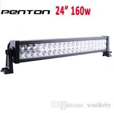 24 inch led light bar offroad 2018 160w 24 inch led light bar work lights flood spot combo beam