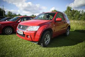 suzuki grand vitara 3 door ngv