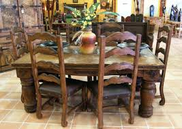 rustic mexican living roommexican dining room tables style sets