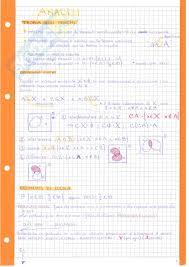 dispense analisi 1 concetti generali appunti di analisi matematica i