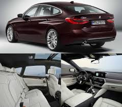 bmw 6 series gran turismo is the practical hatchback variant of