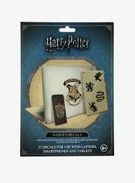 hogwarts alumni sticker harry potter gadget decals hot topic