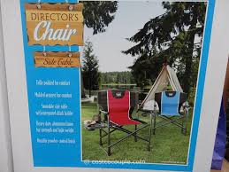 costco folding table in store timber ridge director s chair