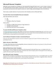 how to make simple resume for a job how to build a resume for