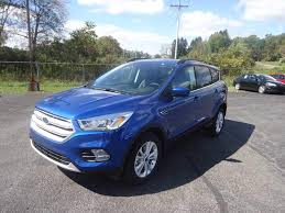 Ford Escape Blue - new 2018 ford escape for sale in kingwood wv serving morgantown