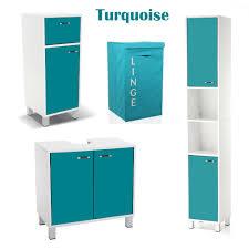 cuisine turquoise meuble salle de bain bleu 376 castorama vasque 15 turquoise