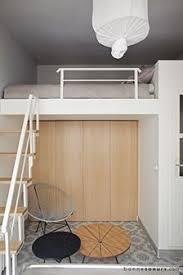 chambre en mezzanine mezzanine chambre de bonne idées décoration intérieure farik us