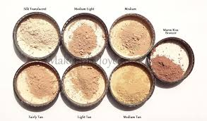 makeupbyjoyce review swatches mineral hygienics