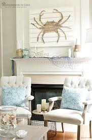 decorating with sea corals 34 stylish ideas digsdigs 37 sea and beach inspired living rooms digsdigs beach decor 3