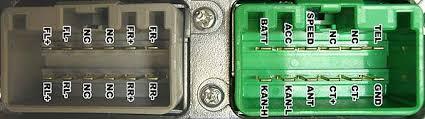 volvo car radio stereo audio wiring diagram autoradio connector