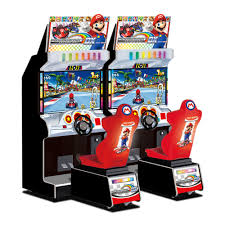 mario kart arcade gp dx driving games game room guys
