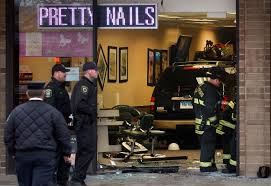 driver charged in nail salon crash connecticut post