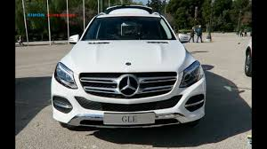 new 2017 mercedes benz gle exterior and interior youtube