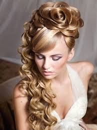 long side hairstyles for prom side swept cascading curls easy