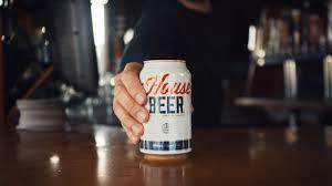 house beer on vimeo