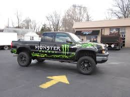 monster energy drink truck graphics yelp