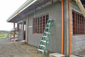 Exterior House Paint In The Philippines - our philippine house project u2013 finishing plastering my