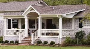 front porch house plans front porch designs for ranch homes pictures ranch house plans