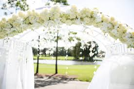 Wedding Ceremony Arch Ask The Experts