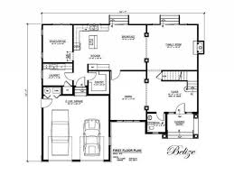 home plans for narrow lots best house plans with walkout basementor small lots home designs